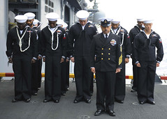 160217-N-VD165-053 (U.S. Pacific Fleet) Tags: ceremony boxer cremains burialatsea ussboxer navaltradition 13thmeu 13thmarineexpeditionaryunit 2016boxerdeployment boxarg13meu16