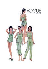 Vogue 7837 Plus Size Undergarments (findcraftypatterns) Tags: teddy underwear top lingerie shorts camisole shifts plussize intimateapparel sleepwear undergarments fullfigure foundationgarments vogue7837womensundergarmentscamisole pantsslipperslacetrimdetailsize16182022 vogue7837