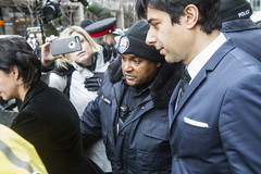 Jian Ghomeshi trial verdict (jer1961) Tags: toronto marie media protest police trial protesters oldcityhall mediascrum torontopolice ghomeshi jianghomeshi henein verdit ghomeshitrial ghomeshiverdict ghomeshiacquittal