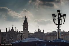 Piazza San Carlo.jpg (frillicca) Tags: church architecture square torino italia piemonte settembre architettura piazzasancarlo 2015 chiesadisantacristina chiesadisancarloborromeo