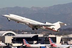 Raytheon | Boeing 727-200 | N289MT | Los Angeles International (Dennis HKG) Tags: plane canon airplane losangeles airport aircraft 7d boeing lax raytheon 727 planespotting boeing727 727200 100400 klax boeing727200 n289mt