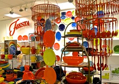 "Fiesta Ware"" (David McSpadden) Tags: sanfrancisco beautiful america unionsquare fiestaware 2016 macysflowershow"