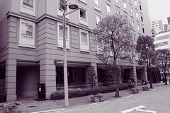 hotel  tokyo (otumami21) Tags: japan canon eos tokyo ginza sigma    siodome         eos7d