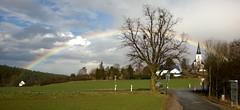 Eifel (maramillo) Tags: germany rainbow village scape cy regenbogen tcf maramillo