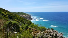 Cape Otway (RP Major) Tags: blue sea seascape australia victoria cliffs cape otway galaxys6