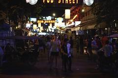 Pub Street (picturesfrommars) Tags: street pub cambodia kambodscha siem reap nightlife a6000 sel35f18