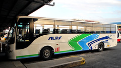 ALPS the Bus Inc. 777 (III-cocoy22-III) Tags: city alps bus central grand terminal santarosa 777 bicol inc legazpi albay sr620nv