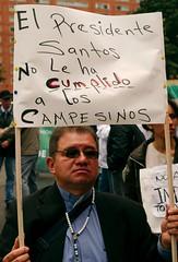Manifestacin del 17 de marzo de 2016 (leo.tisseau) Tags: de colombia bogot 17 manifestacion marzo 2016