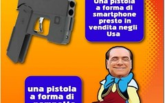Allegri, pistola di tutto il mondo,  arrivato il vostro status symbol! (SatiraItalia) Tags: cartoons satira umorismo ignette