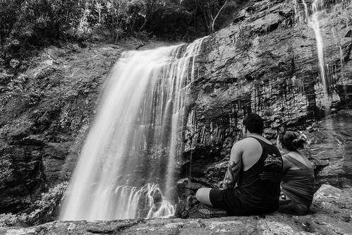 Cachoeira da Oficina at Ecoparque Sperry