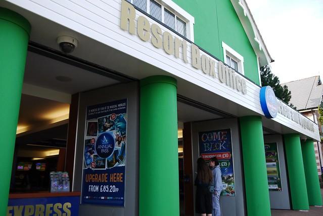 Resort Box Office
