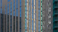 interaction (Cosimo Matteini) Tags: reflection london architecture pen buildings olympus interaction fragmented northgreenwich m43 mft ep5 cosimomatteini mzuiko45mmf18