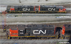 GP9 (BCOL CCCP) Tags: canada cn bc railway canadian national cccp cnr cnrail gp9 bcol nbewwestminster