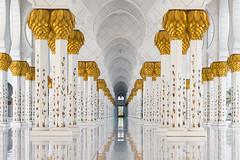 Sheikh Zayed Mosque (Enis Eryilmaz) Tags: uae abudhabu sheikhzayedmosque