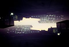 A1EC4Dx-002 (McFarlaneImaging) Tags: ontario canada slr college analog 35mm canon kodak outdoor iso400 doubleexposure trafalgar slide chrome flip elite 400 transparency a1 sheridan e6 oakville fd asa400 mci doublex mcfarlaneimaging mciphoto