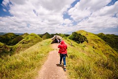 #Quitinday Green Hills in #Camalig, #Albay is the chocolate hills version of #Bicol. Unfortunately Mt. #Mayon is not visible as it is covered with clouds. Best time to climb Quitinday #Hills is sunrise or sunset. (hijo_de_ponggol) Tags: sunset green clouds sunrise climb is mt with time chocolate or version it best hills covered mayon visible unfortunately bicol albay camalig quitinday