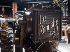 Vintage Farm Technology (spline_splinson) Tags: tractor de deutschland rust traktor transportation antiquetractor oldtechnology oldtractor badenwrttemberg hscs vintagefarmequipment uhldingenmhlhofen lerobustek40