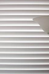 Week #14 High Key (steve.schlick) Tags: light shadow white window lamp lines shutters highkey week14 horrizontal 52in2016
