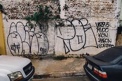 Sliks and Larpus (mike ion) Tags: brazil brasil graffiti sp outline hollow ots sliks sao paulo so larpus