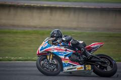 Superbike - Nogaro 2016 (Francis Fantoni) Tags: race nikon course motorbike moto circuit superbike gers nogaro d7100