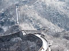 Gran Muralla China (emydelema) Tags: china gran muralla
