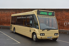 Yeomans 79 - WK55 BUS (Solenteer) Tags: solo hereford 79 yeomans optare wk55bus