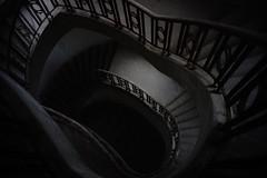 DSC04931 (pixpressionismus) Tags: availablelight treppe villa gelnder a6000 wnsdorfwaldstadt pentax110aufsonya6000