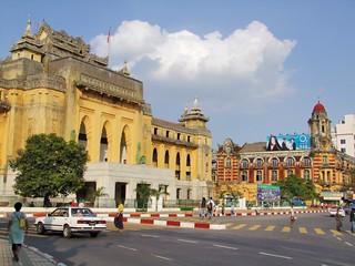 Yangon 2008 - Myanmar 25