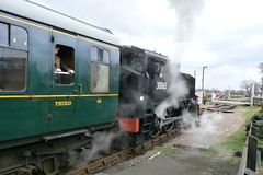 P4160120 (Steve Guess) Tags: uk england usa train kent tank railway loco steam gb locomotive eastsussex 30065 060t