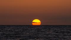 TH20150514K503131 (fotografie-heinrich) Tags: sonnenuntergang himmel ostsee zingst