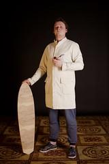 IMG_0492 (Tanel Teemusk) Tags: studio darkness evil doctor plywood endless kesselhaus studiowork mlder kesselstein
