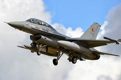 Belgium Airforce F16B FB-22 RAF Marham-1 (markranger) Tags: belgium f16 raf marham fastjet fb22