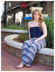Megan - Pavilion (jfinite) Tags: beauty fashion youth spring model pants environmental portraiture halter