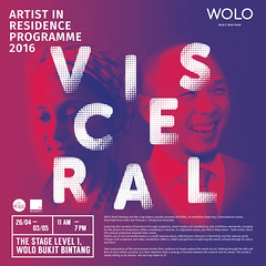 Artist Residence Programme - Visceral (Wolo Bukit Bintang) Tags: art kualalumpur bukit bintang wolo