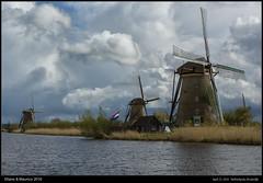 2016-04-27-Kinderdijk-001 (DreamScapes - Maurice & Eliane) Tags: holland netherlands windmill windmills kinderdijk molen dreamscapesmaurice elimau