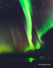 Aurora Borealis (Bjrn Christiansen) Tags: nightphotography abstract norway norge fotograf photographer astro astrophotography aurora jupiter trondheim nordlys orionnebula trndelag byneset wwwbj0rnnet stjernefoto vegardeggen