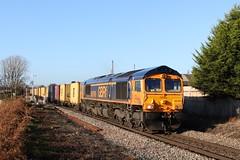 GBRf, 66769 (Chris GBNL) Tags: train class66 gbrailfreight gbrf europorte 66769