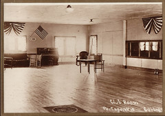 Curling Club Club Room
