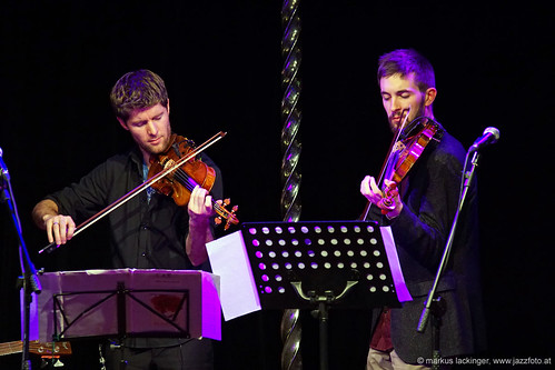 Johannes Dickbauer & Florian Willeitner - violine