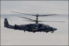 "Kamov Ka-52 ""Alligator"" (Pavel Vanka) Tags: plane airplane fly flying russia aircraft alligator airshow helicopter spotting flyby gunship spotter kamov kubinka attackhelicopter ka52 russianairforce uumb army2015"
