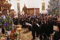 43. Соборное богослужение в Лавре