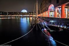 Albert Dock at night (6 of 19) (andyyoung37) Tags: uk longexposure england water night liverpool reflections boats cityscape unitedkingdom gb albertdock merseyside
