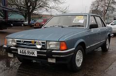 A66 RHK (1) (Nivek.Old.Gold) Tags: auto ford x granada 1984 aca 28 witham ghia maldon doemotors
