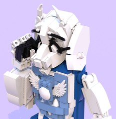 Toriel 7 (pb0012) Tags: game monster video lego character goat indie videogame ldd goatmom indiegame toriel undertale