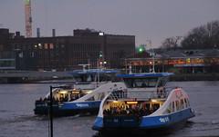 GVBA IJveer 54-55 Amsterdam IJ (Arthur-A) Tags: netherlands amsterdam ferry ship nederland veer pont gvb schip veerpont ijveer gvba