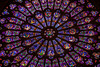 Kaleidoscope (pietkagab) Tags: trip travel paris france art tourism church window architecture dark photography pattern colours cathedral pentax stainedglass kaleidoscope notredame indoors round k5 kalejdoskop witraz pentaxk5ii pietkagab piotrgaborek