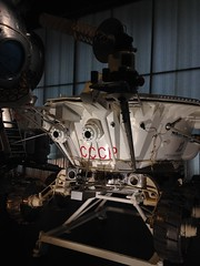 Lunar buggy (Inkysloth) Tags: london industry museum technology space astronaut science cosmos sciencemuseum cosmonaut spacescience