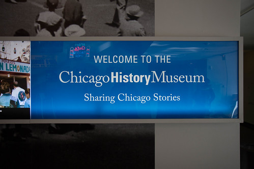 welcome to the chicago history museum