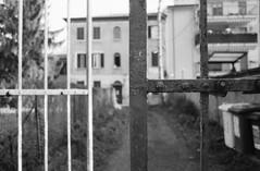 soglie (Luca Scarpa) Tags: blackandwhite bw building film architecture 35mm milano bn biancoenero pontelambro
