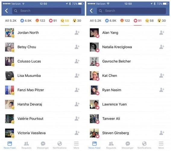 រូបសញ្ញាទឹកមុខនេះអាចប្រើបានទាំងអស់គ្នាហើយ! នេះជាភាពអស្ចារ្យនៃការប្រើរូបសញ្ញា Reaction ថ្មីរបស់ Facebook!